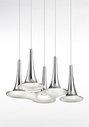 Nafir lights by Karim Rashid.
