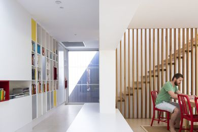 Toorak Gardens House by Grieve Gillett Andersen was presented at a previous Our Houses event in Adelaide.