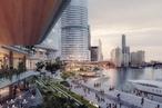 Plans take flight for major redevelopment of Brisbane's Eagle Street Pier