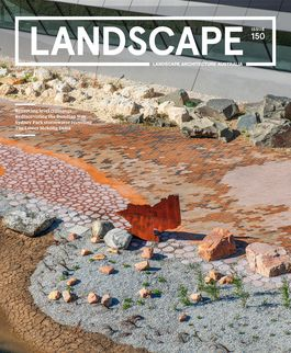 Landscape Architecture Australia, May 2016