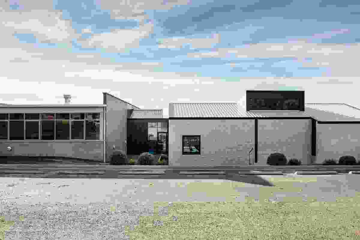 Lauderdale Primary School - Kinder and Classroom Additions by Preston Lane Architects.