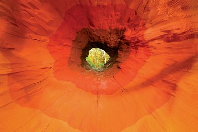 Monument #28: Vortex, 2011. Courtesy of the artist and Roslyn Oxley9 Gallery, Sydney.