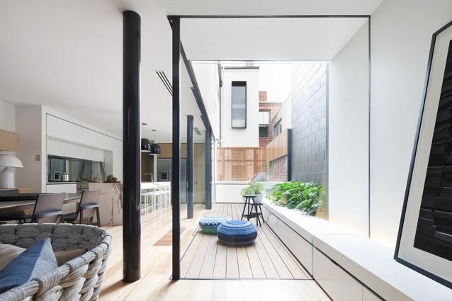 Bridport Terrace By Matt Gibson Architecture Design
