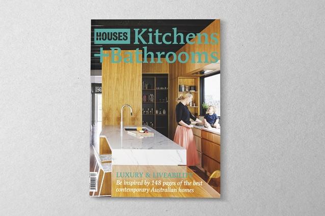 <em>Kitchens + Bathrooms</em> 12.