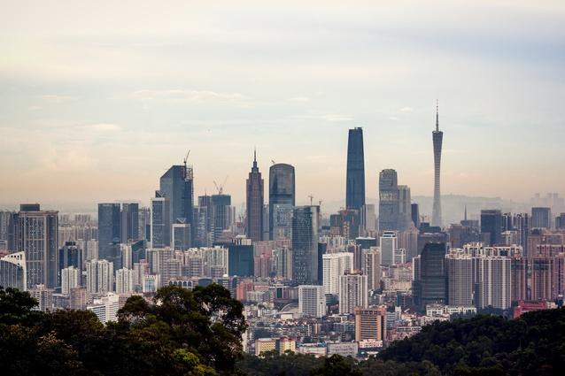 Guangzhou.