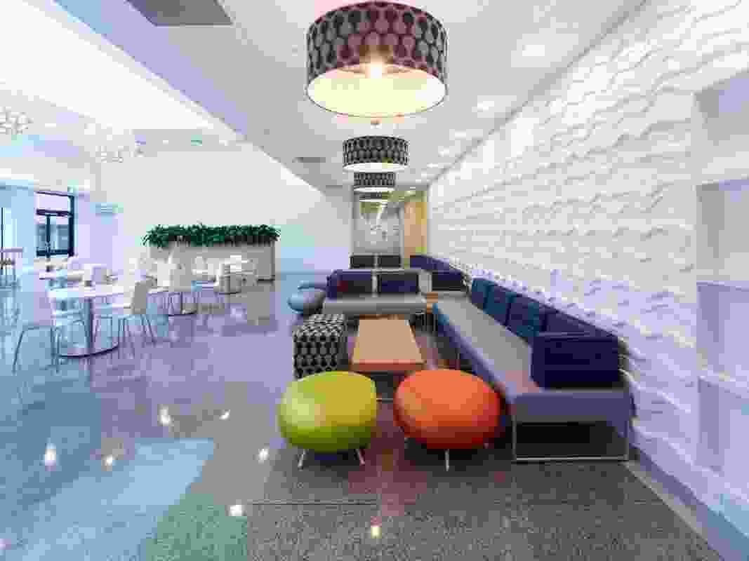 Baxter Healthcare – Arcube Architects.