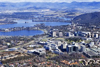 Canberra's Denman Prospect is being referred to as Australia's first mandated solar community after its developers introduced a minimum solar requirement for each dwelling.