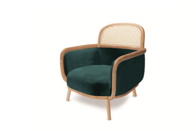 Luc Armchair from Mambo Unlimited Ideas.
