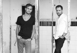Karl Chucri and Rami Boushdid of Studio Caramel.