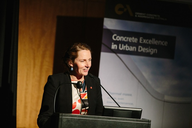 Kirsty Kelly introduces the 2016 PIA Kemsley Oration and 2016 Australian Urban Design Awards presentation in Melbourne in October.