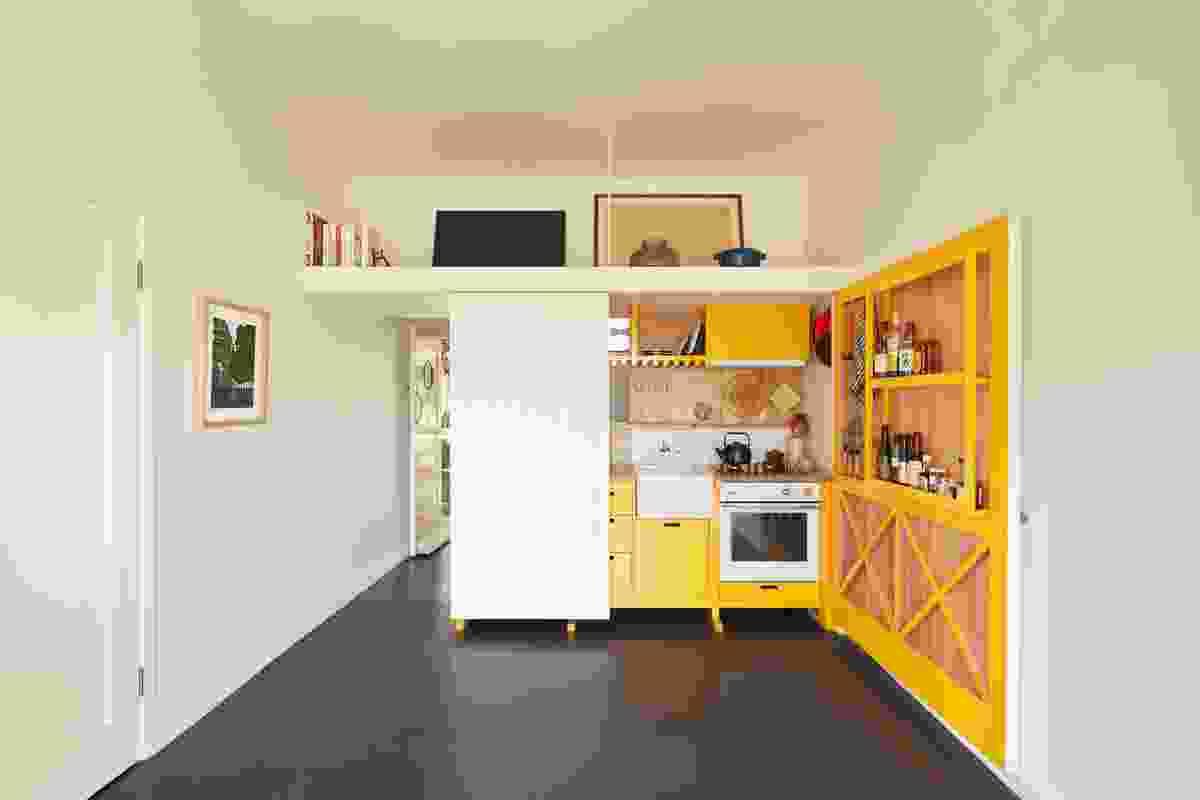 Studio 1 by Agius Scorpo Architects.
