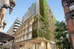 Plans unveiled for City of Melbourne's new biophilic offices