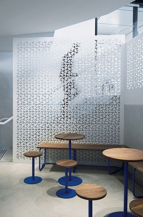 Tukk & Co (Docklands, Victoria) by Chris Connell Design