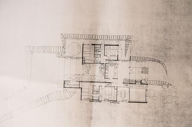 Plans were drawn up by David McGlashan in 1968.