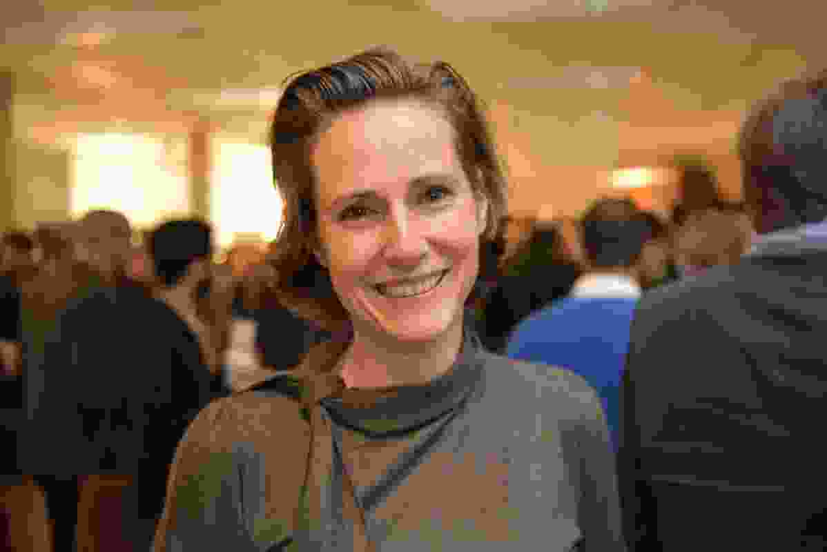 Marilyne Andersen, professor of Sustainable Construction Technologies at EPFL in Switzerland.