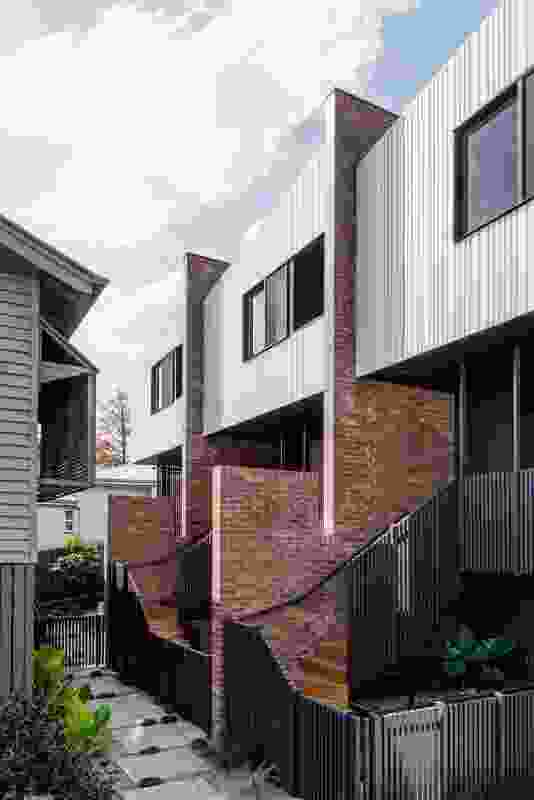 Longfellow Terraces by Refresh Design.