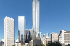 Bates Smart designs curvaceous office tower for central Melbourne