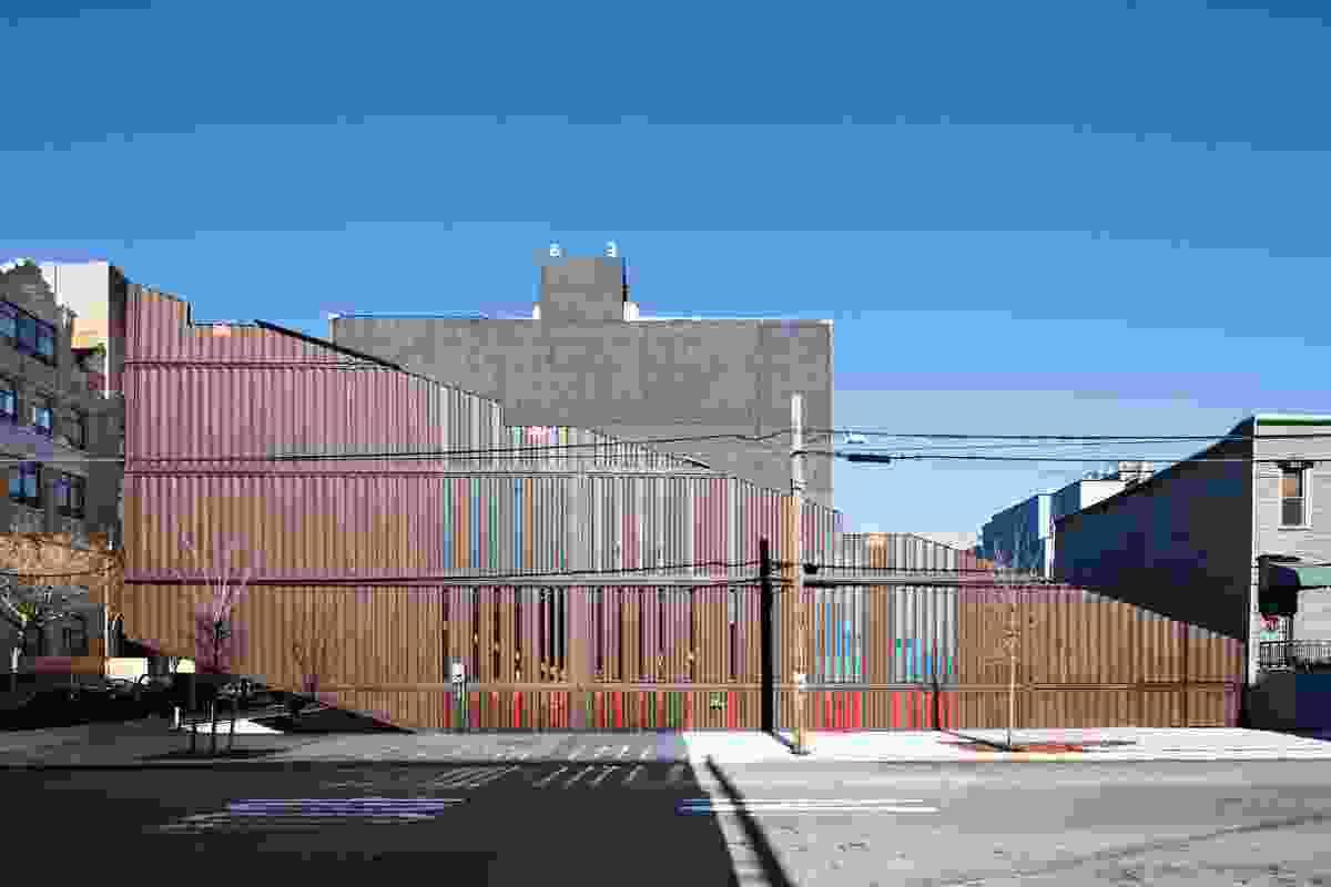 Carroll House by Lot-ek.