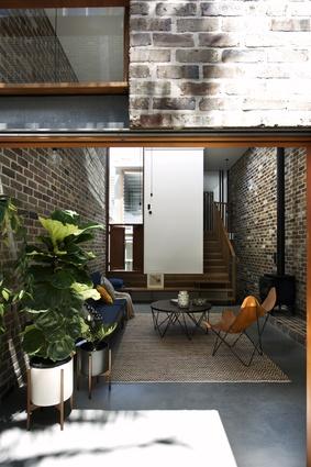 Walter Street Terrace (NSW) by David Boyle Architect.