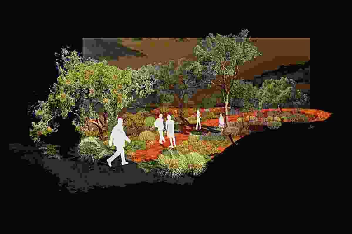 Student proposal: Ben Proudfoot's Ethnobotanical Garden proposition.