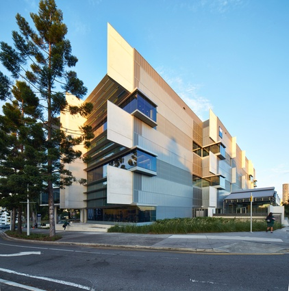 Stage Two Of The Queensland University Of Technologyu0027s Creative Industries  Precinct At Kelvin Grove Campus,