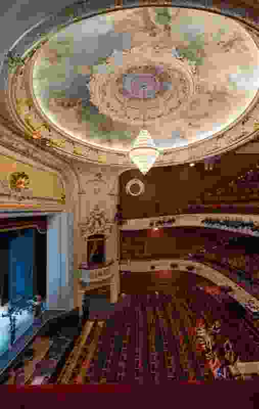 Heritage category finalist: Isaac Theatre Royal, Christchurch by Warren and Mahoney