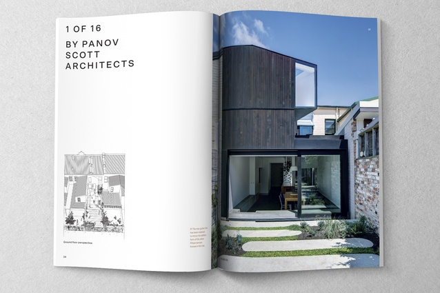 1 of 16 by Panov Scott Architects.