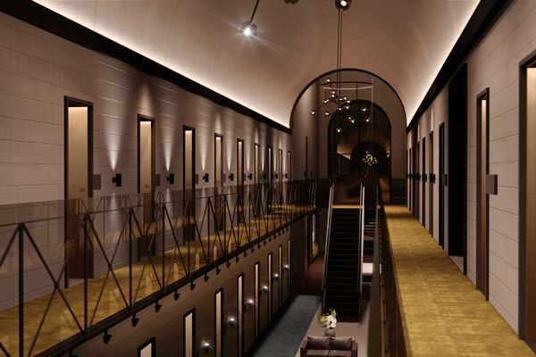 Cox Architecture will transform B Division of Pentridge Prison into an Adina Apartment Hotel.