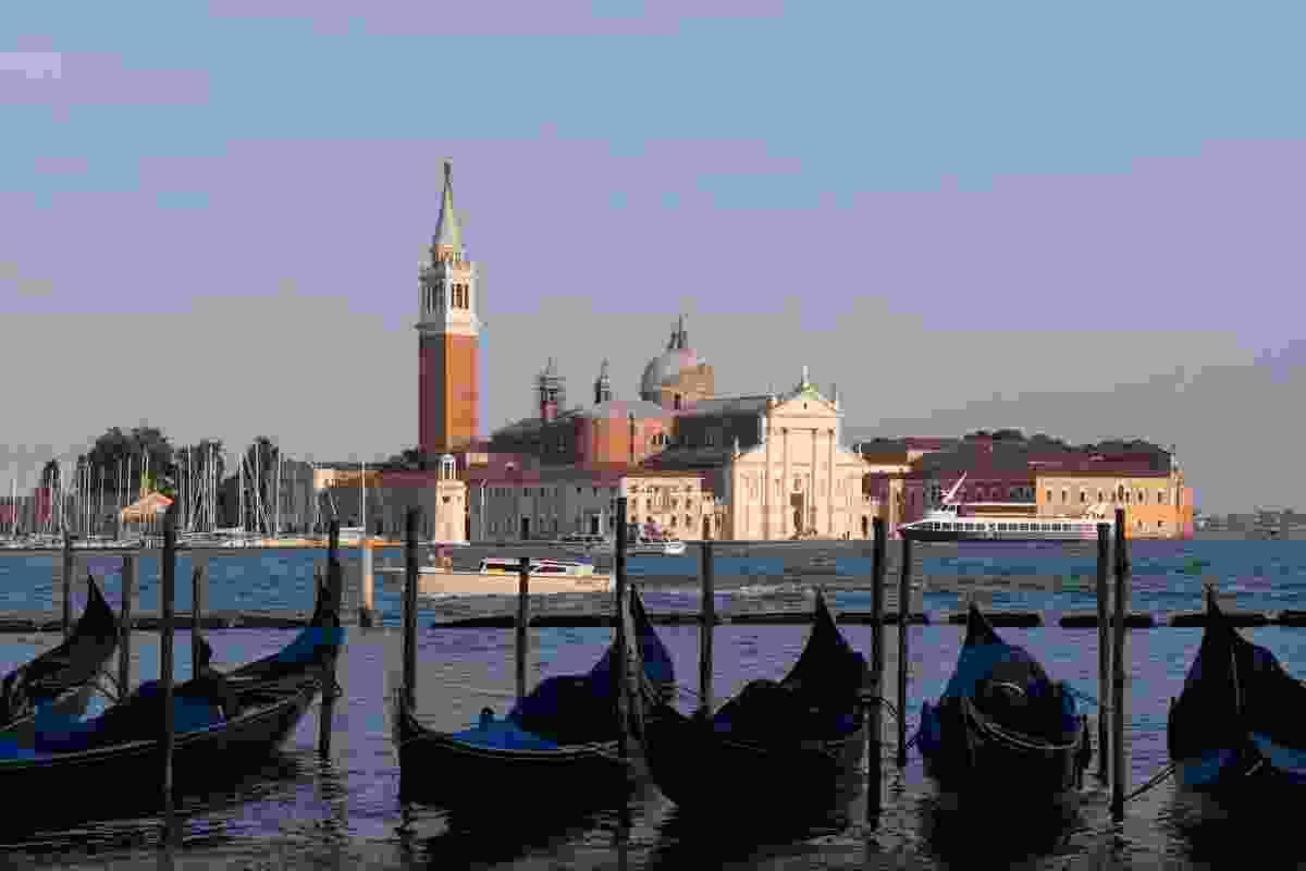 Venice, as seen on the 2018 Smeg Tour.