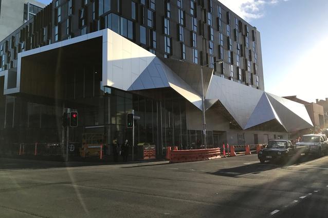 University of Tasmania by Fender Katsalidis Architects.