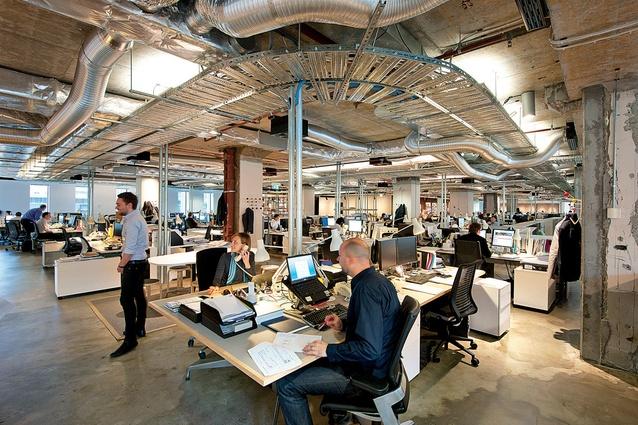 BVN Sydney Studio.