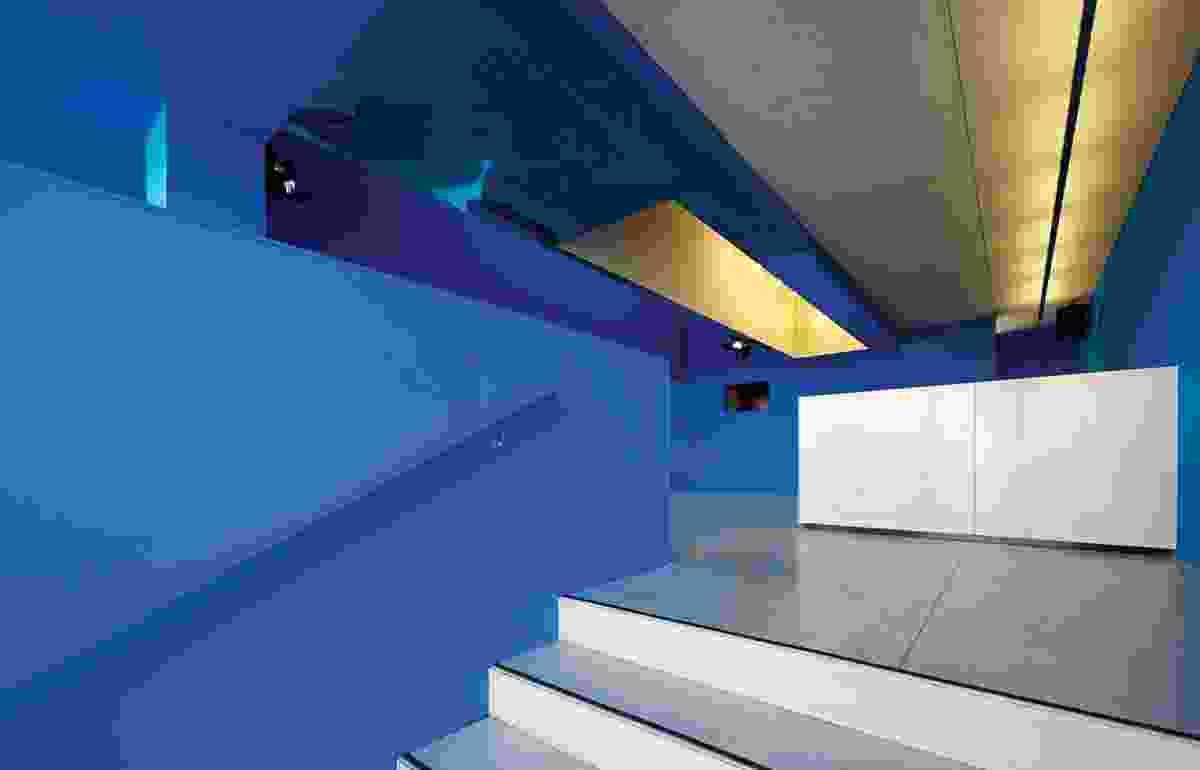 Bleu by Herbert & Mason Architecture.