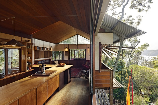 Peter stutchbury five houses architectureau F2 architecture