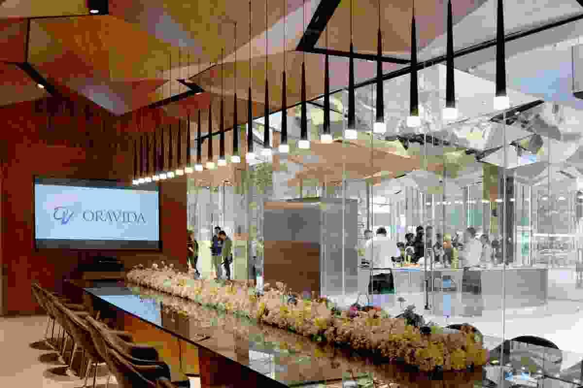 International winner: New Zealand China Concept Store by Patterson Associates.