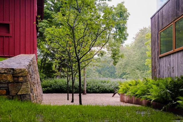 Hudson Highland Cottage by Nelson Nelson Byrd Woltz Landscape Architects (NBWLA).