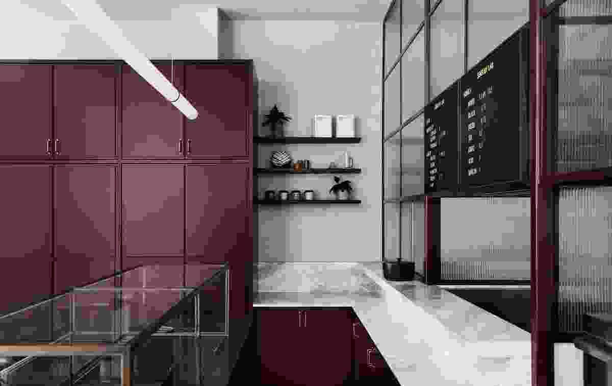 Sensory Lab by Studio Esteta.