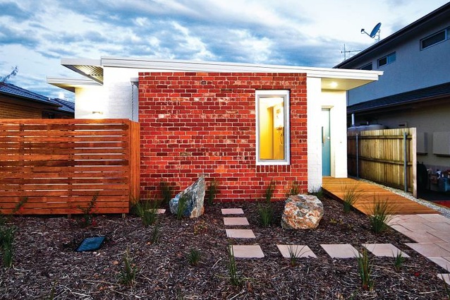 Jigsaw Housing in Franklin, Canberra, by architect Andrew Verri and builder Tom Henderson.