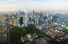 World's most slender tower proposed for Melbourne