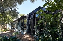 Sensory sanctum: Garden Pavilion