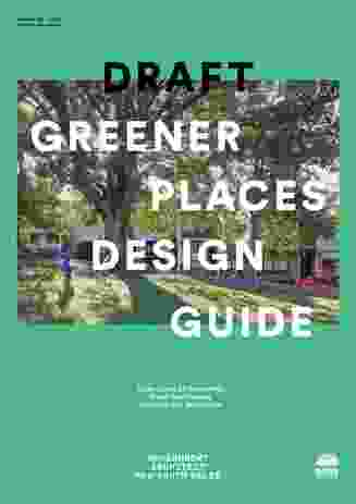Draft Greener Places Design Gude, 2020.