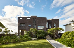 2017 Houses Awards shortlist: New House Over 200 m2