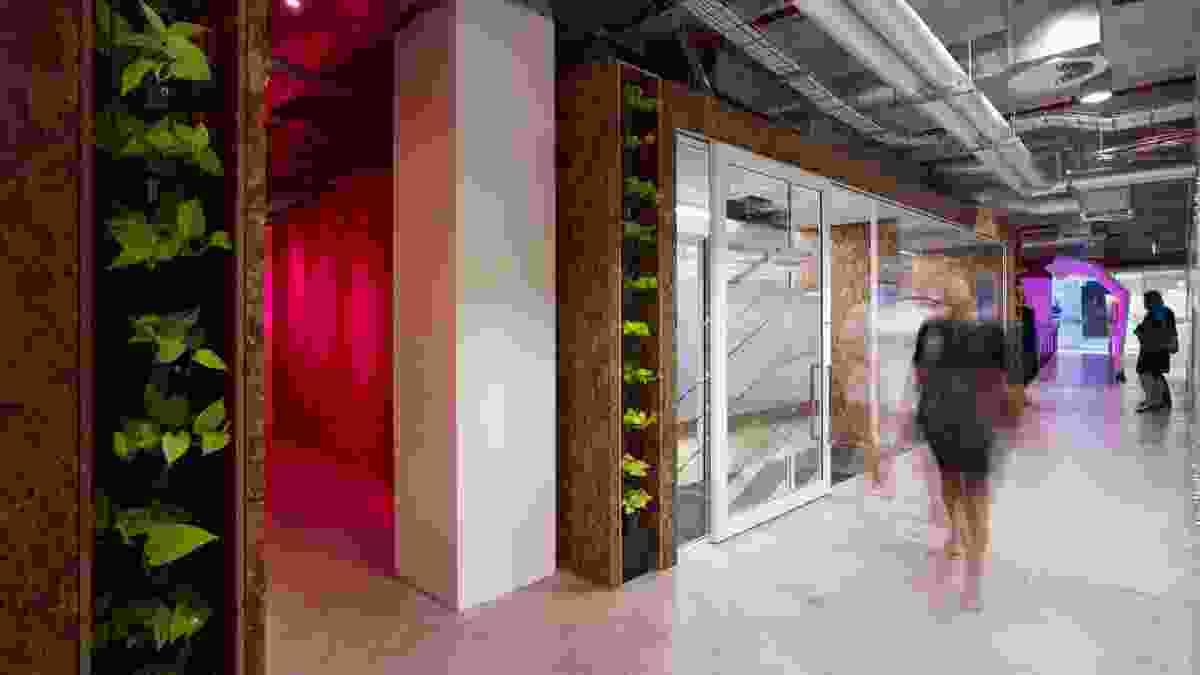 McCann World Group + CMG Advertising Headquarters, Sydney – futurespace.