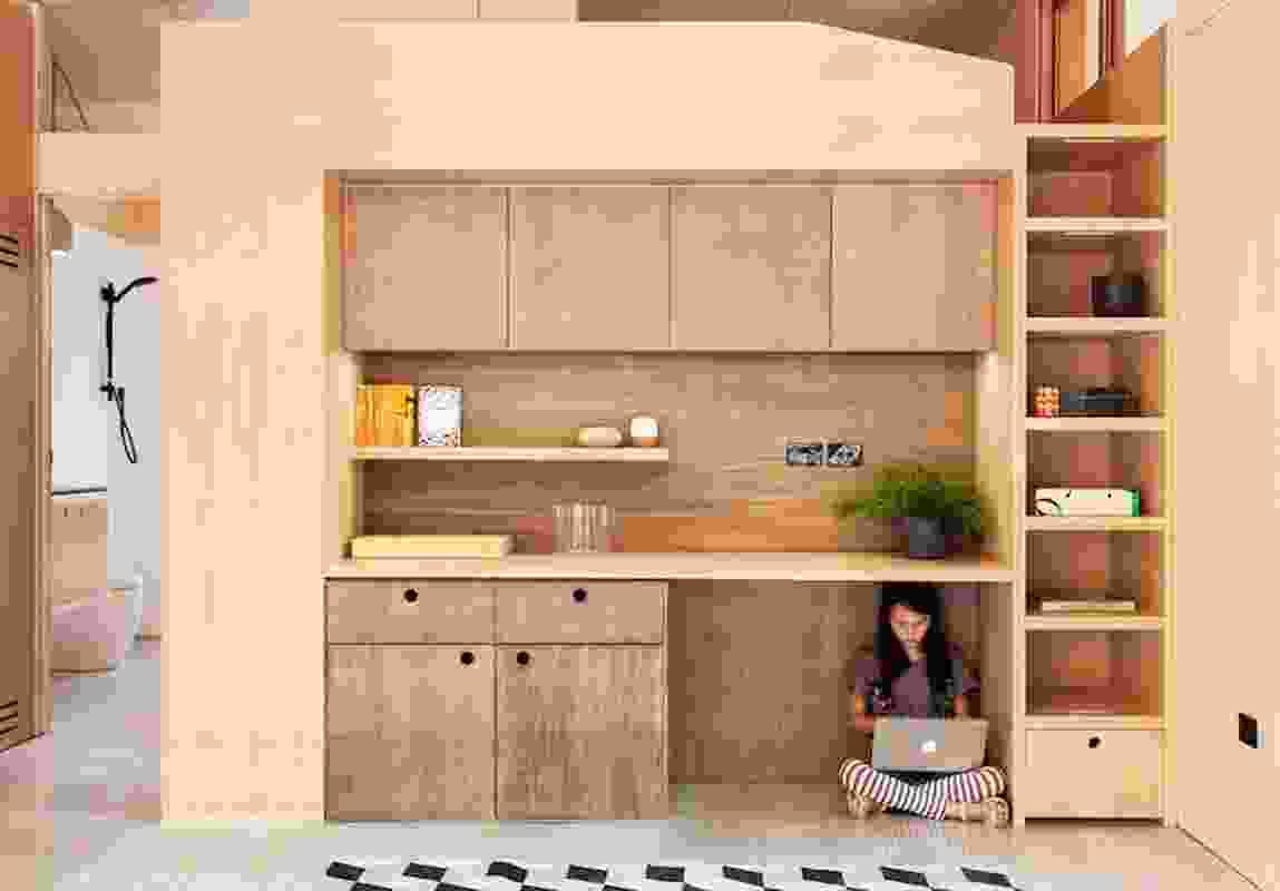 Carbon Positive House by ArchiBlox.