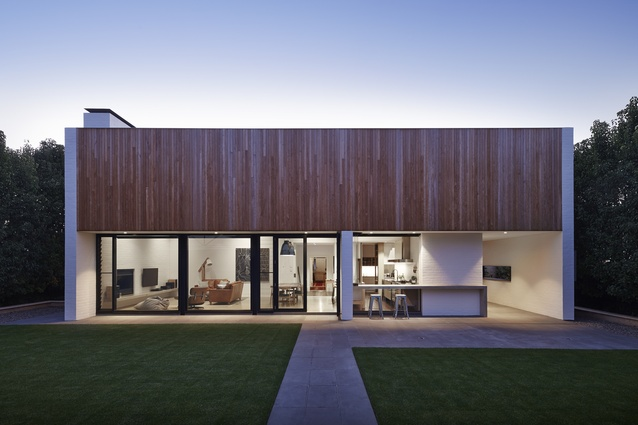 JR House by Architects Ink .