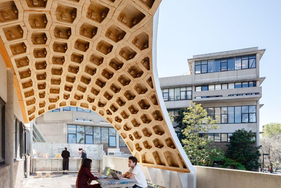 Hexbox at the University of Sydney.