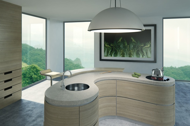 Bianco Drift – subtle colourations of light grey and white with a hint of light brown.