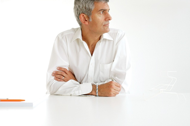 Designer Alfredo Häberli.