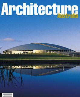 Architecture Australia, September 2000