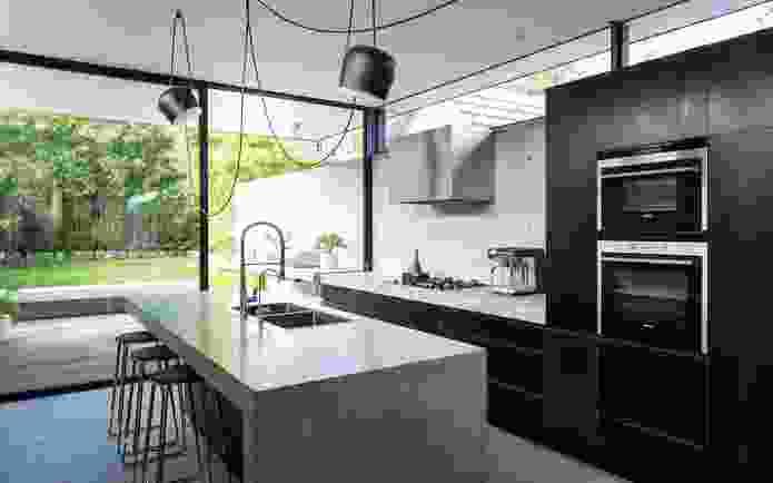 Upsilon House by MCK Architects.