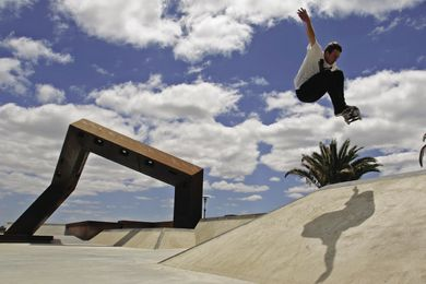 Geelong Youth Activities Area: Convic Design
